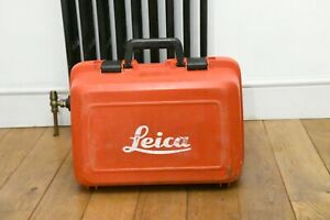 Used Leica TS16 Hard Case Box will fit TCRP 1200  Total Station EDM