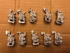 Warhammer Dwarf Longbeard Lot