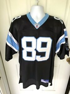 Carolina Panthers Steve Smith #89 Jersey Size 52 By Reebok New with Tags