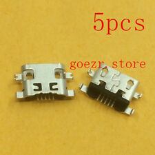 5 X New Micro USB Charging Sync Port For Alcatel One Touch PIXI GLORY A621BL