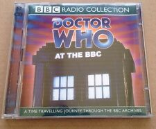 Doctor Who At The BBC A Journey Through The Archives 2x Cd Elisabeth Sladen Rare