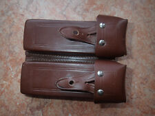 !!! ORIGINAL RUSSIAN Stechkin pistol APS magazine POUCH leather