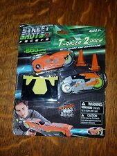 New Blip Toys Street Shots T-Racers with Cones and Barricade - 2 Pack FREE SHIP