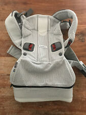 Baby Bjorn Carrier Air One Light Gray