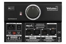 SPL Volume2 | Stereo Volume Controller | Pro Audio LA
