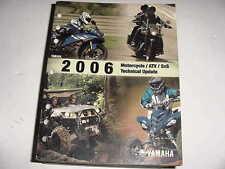 Yamaha 2006 Motorcycle Atv SxS Technical Update Service Manual - Lit175000006