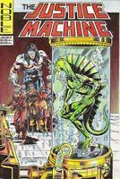 Justice Machine 5 Bob Layton Thunder Agents 1st Elementals Willingham 1983 NM