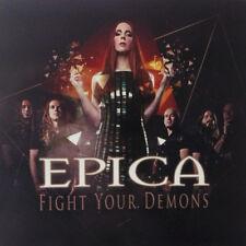 Epica - Fight Your Demons MEGA RARE SINGLE | Within Temptation Nightwish Delain