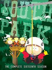 South Park Complete Sixteenth Season 16 DVD SET Series Collection Episodes Show