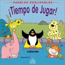 Tiempo de Jugar!: Playtime!, Spanish Edition (Paneles deslizables)
