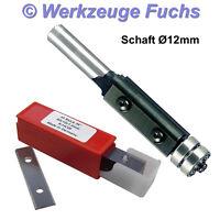 IGM HM WPL Bündigfräser Ø19x50mm S=12mm mit 10 Wendeplatten Oberfräse Fräser