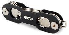 qeypr Key Organiser-60 OFF Xmas Sale-Smart Key Case Designed in Germany Black