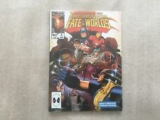 Marvel vs. Capcom: Fate of Two Worlds Comic book, NEW