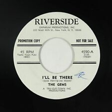 Northern Soul 45 - Gems - I'll Be There - Riverside - mp3