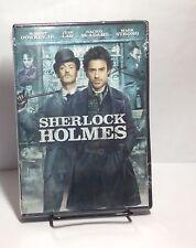 Sherlock Holmes (2009,DVD)Brand NEW(Sealed)-Free S&H-Robert Downey Jr,Jude Law