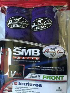 Professional's Choice VenTECH SMB Elite FRONT Purple M Medium Pro Sport Boots