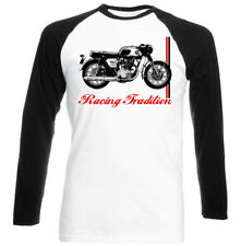 HONDA CB 450 BLACK BOMBER INSPIRED - NEW  GRAPHIC TSHIRT S-M-L-XL-XXL
