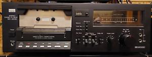 SANSUI SC-3330 cassette deck, Revised