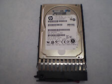 581286-B21,581311-001 HP 600GB SFF 6Gbs DP Enterprise 10K Hard Drive