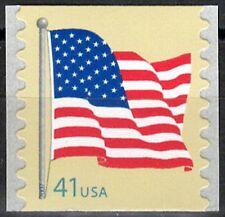 USA Sc. 4188 41c Flag 2007 MNH 8½ coil