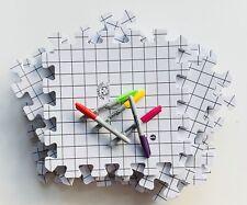 Interactive Numbered Foam Floor Mat Puzzle Pieces 9