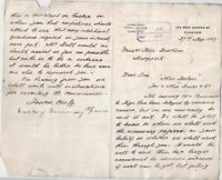 Maclay Murray & Spens. 1889 to Hine Brothers Shipping Get Lawyer Letter Rf 37008