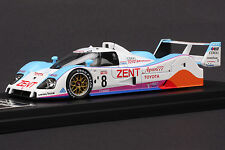 Toyota TS010 (#8) 1992 Le Mans -- HPI #8566 1/43