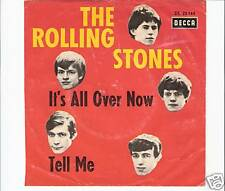 ROLLING STONES - It´s all over now    ***5 Kopfcover***