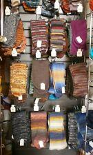 selbstgestrickte warme Socken in Größe 50 aus Comfort Markenwolle