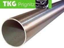 100 cm  EDELSTAHLROHR 19x1,5 mm V2A roh gebeizt Stahl