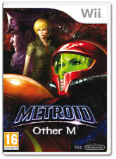 Metroid Other M Wii GAME PAL *NEW&SEALED!!*