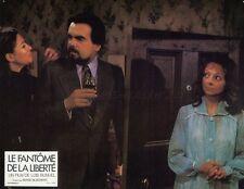 MICHAEL LONSDALE LE FANTOME DE LA LIBERTE 1974 LUIS BUNUEL VINTAGE LOBBY CARD #9