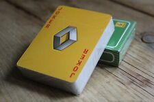 Original Renault Playing Card Deck - For Poker Set