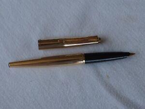 stylo à encre Parker 45 Signet plaqué or