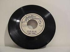 45 RECORD JIMMY CLANTON- MY OWN TRUE LOVE