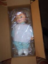 """NORTHERN BATH TISSUE DOLL by James River CO. 1993 RED HEAD Girl MIP17"""" NRFP A+"""