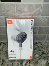New JBL Everest 110GA In-Ear Bluetooth Headphones Silver Retail