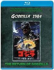 Godzilla 1985 (Dvd,1985) (mvdbrkrgz004)