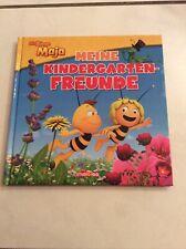 Kindergarten Freundebuch. Biene Maya