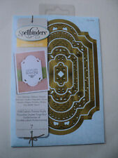 SPELLBINDERS IMPERIAL GOLD GOLD LABELS TWENTY EIGHT (7 DIES) S5-209 BNIP