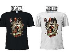 Harley Quinn Joker Wild Card T-shirt Vest Tank Top Men Women Unisex 140