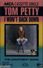 TOM PETTY - I WON'T BACK DOWN 1989 USA CASSINGLE CARD SLEEVE SLIPCASE JEFF LYNNE