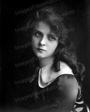 8x10 Print Olive Thomas Silent Film Actress Model 1910 by Hartsook #OT1