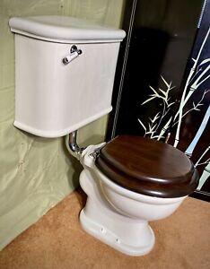 antique toilet crane