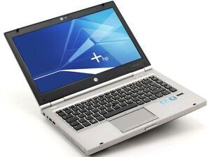 "HP EliteBook 8460p Laptop 14"" i5-2520M (2x2,5GHz) 4GB RAM 320GB HDD"