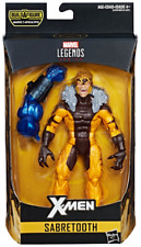 Marvel Legends Sabertooth X-Men Wave 3 with Apocalypse BAF Piece Pre-Order XMEN