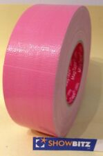 Gaffa PINK GLOSS Gaffer duct Tape 50mm X 50m Professional MAGTAPE® Utility tape
