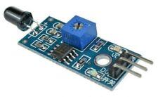 Infrared Flame Detector Sensor Module IR LM393 Arduino AVR ATMega PIC UK