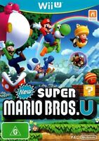 Nintendo Wii U Games - Choose Your Own Title *FREE Next Day Post from Sydney*