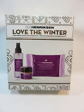 Ole Henriksen Love the Winter Nurturing Skincare Essentials; New in Box/Sealed